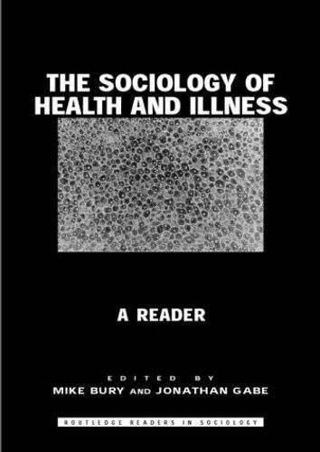 9780415257565 image Sociology of Health and Illness