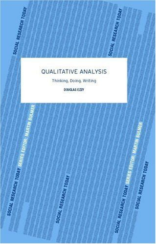 Qualitative Analysis