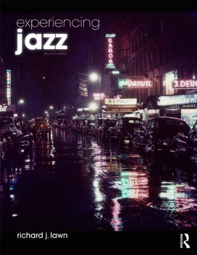 Experiencing Jazz, Second Edition