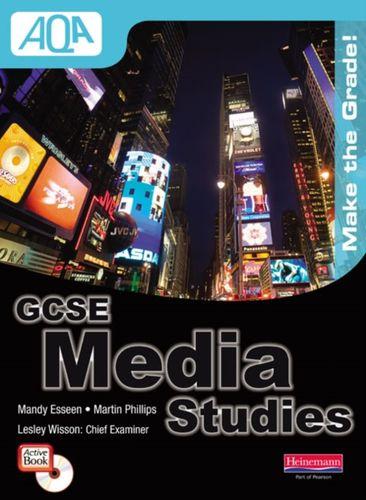 AQA GCSE Media Studies Student Book with ActiveBook CD-ROM