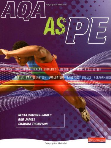 AQA AS PE Student Book