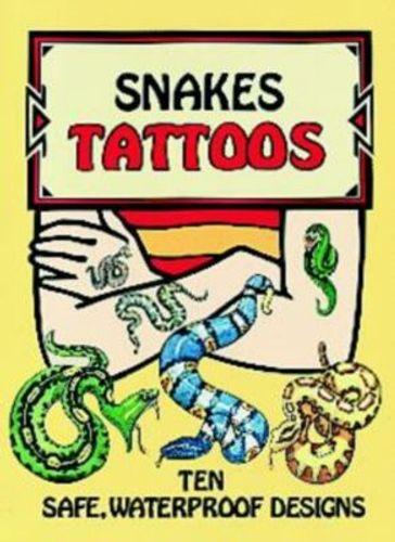 Snakes Tattoos
