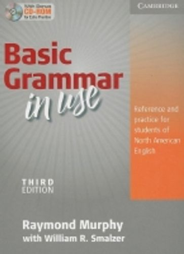 9780521133371 image Basic Grammar in Use Student's Book without Answers and CD-ROM