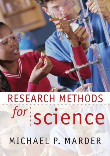 Research Methods for Science