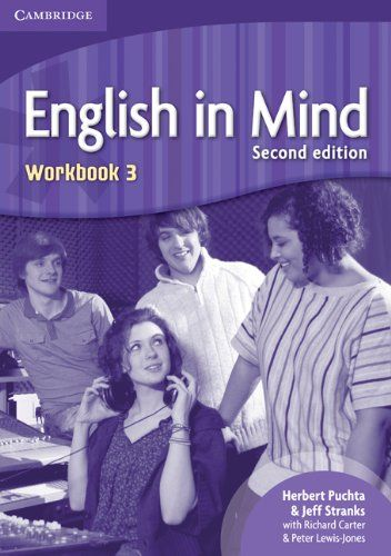 English in Mind Level 3 Workbook