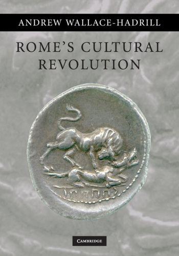 9780521721608 image Rome's Cultural Revolution