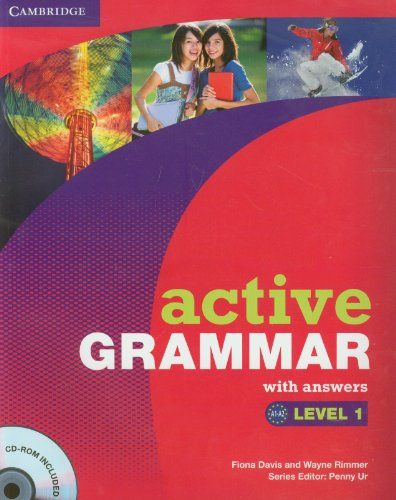 Active Grammar Level 1 with Answers and CD-ROM