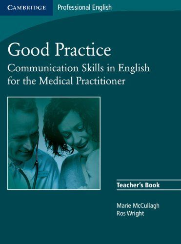 Good Practice Teacher's Book
