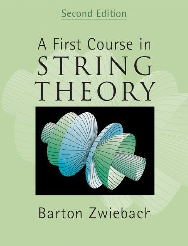 First Course in String Theory