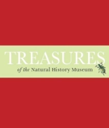 9780565092351 image Treasures of the Natural History Museum
