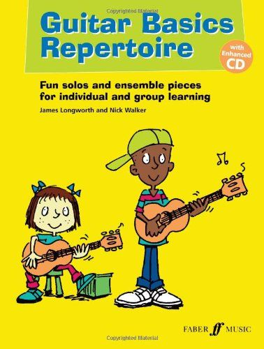 Guitar Basics Repertoire