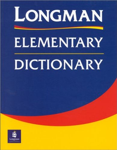 Longman Elementary Dictionary Paper