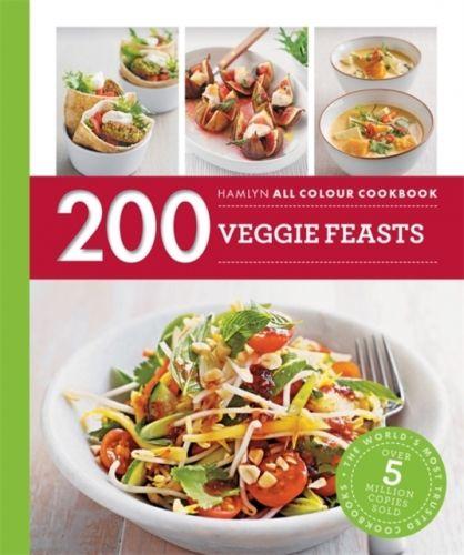 Hamlyn All Colour Cookery: 200 Veggie Feasts