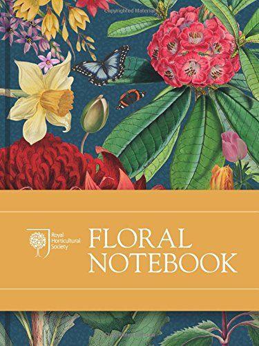 RHS Floral Notebook