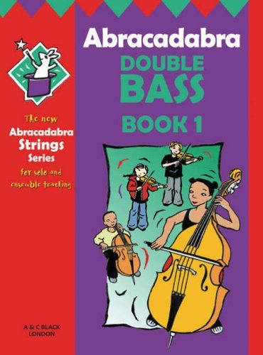 Abracadabra Double Bass book 1
