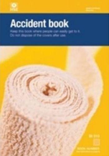 9780717664580 image Accident book BI 510