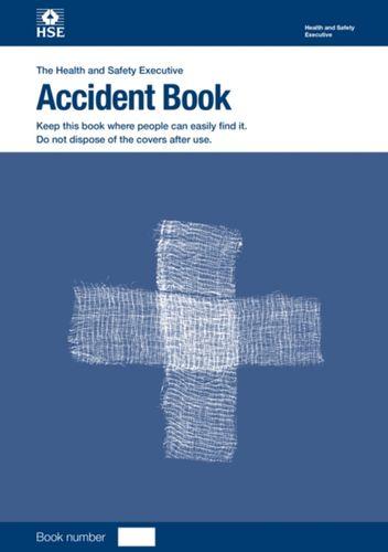 Accident book BI 510 (pack of 10)