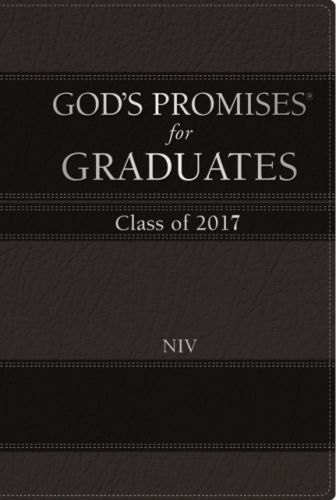 God's Promises for Graduates: Class of 2017 - Black