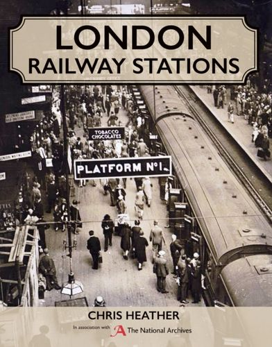 9780719827631 image London Railway Stations