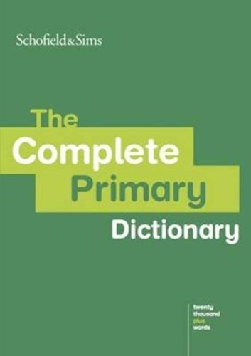 Complete Primary Dictionary