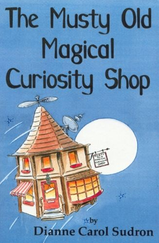 Musty Old Magical Curiosity Shop