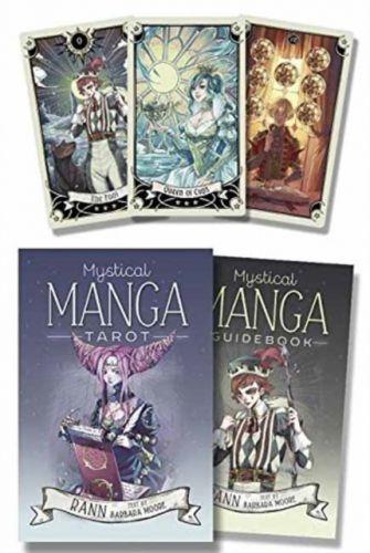 9780738753539 image Mystical Manga Tarot