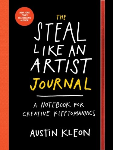 Steal Like An Artist Logbook