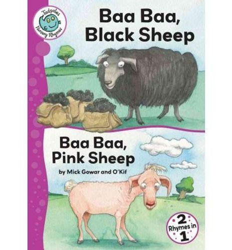 Baa Baa, Black Sheep and Baa Baa, Pink Sheep