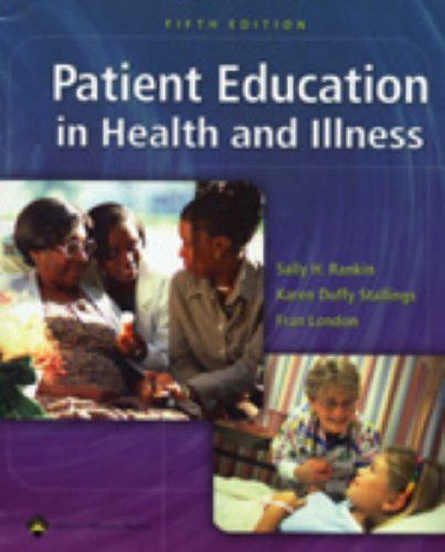 9780781748490 image Patient Education in Health and Illness