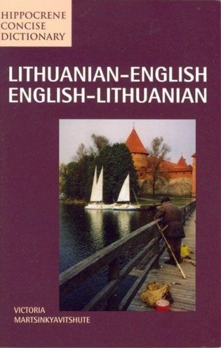 Lithuanian-English / English-Lithuanian Concise Dictionary