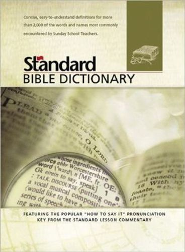9780784718735 image Standard Bible Dictionary