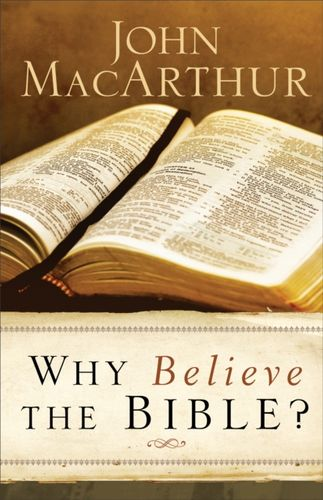 9780801017940 image Why Believe the Bible?