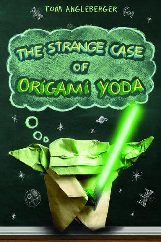 9780810998773 image Strange Case of Origami Yoda