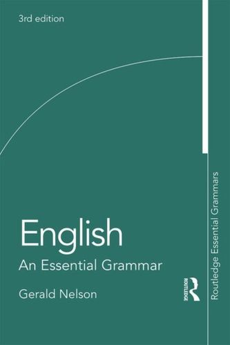 English: An Essential Grammar