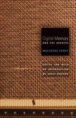 Digital Memory and the Archive