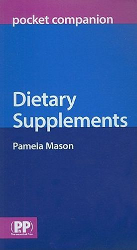 Dietary Supplements Pocket Companion