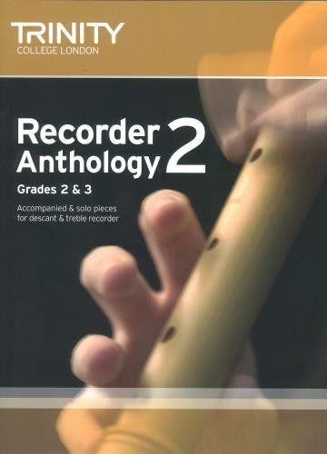 Recorder Anthology (Grades 2-3)