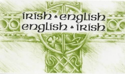 9780902920477 image Irish-English, English-Irish Dictionary