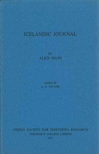 Icelandic Journal
