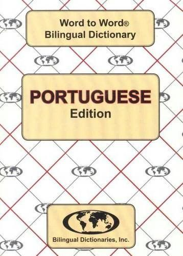 English-Portuguese & Portuguese-English Word-to-Word Dictionary