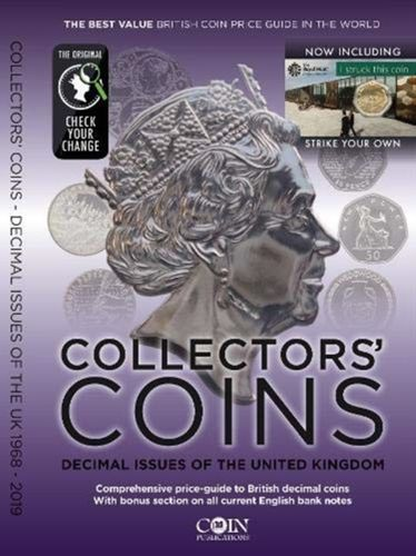 Collectors' Coins: Decimal Issues of the United Kingdom 1968 - 2019