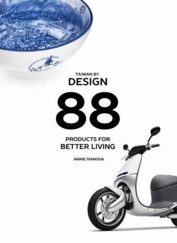 9780975199848 image Taiwan by Design - 88 Products for Better Living