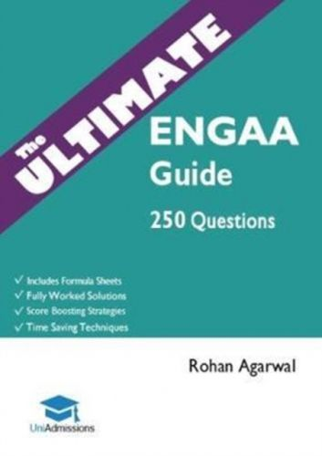 Ultimate ENGAA Guide