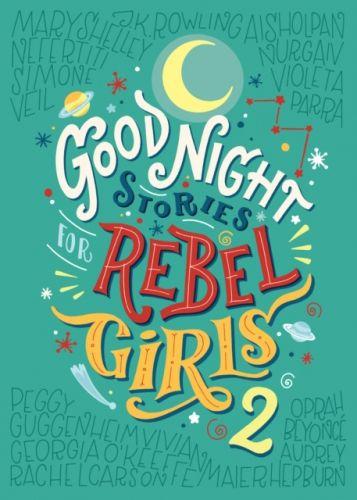9780997895827 image Good Night Stories For Rebel Girls 2