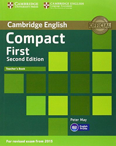 Compact First Teacher's Book