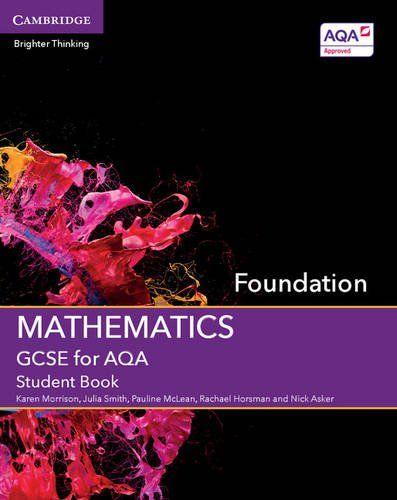 GCSE Mathematics AQA