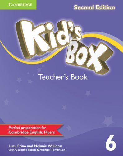 9781107654631 image Kid's Box Level 6 Teacher's Book