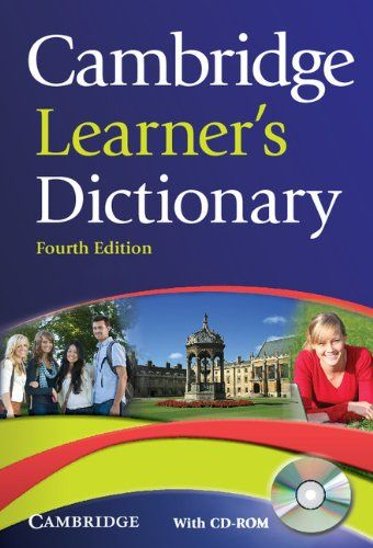 9781107660151 image Cambridge Learner's Dictionary with CD-ROM