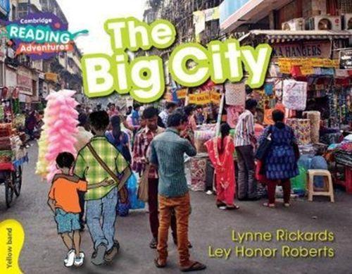 Big City Yellow Band