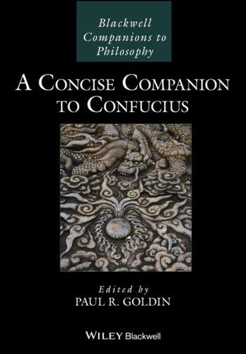Concise Companion to Confucius